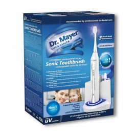 RECHARGEABLE SONIC TOOTHBRUSH WITH UV SANITIZER GTS2050UV